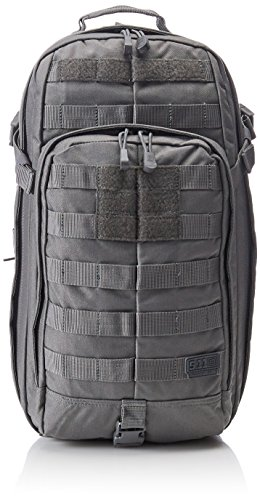 5.11 RUSH MOAB 10 Tactical Sling Pack Backpack, Style 56964, Storm