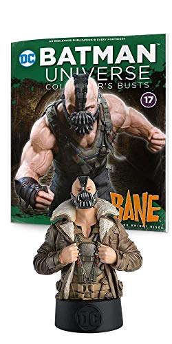 Eaglemoss DC Universe Busts Collection Collection Nº 17 Bane