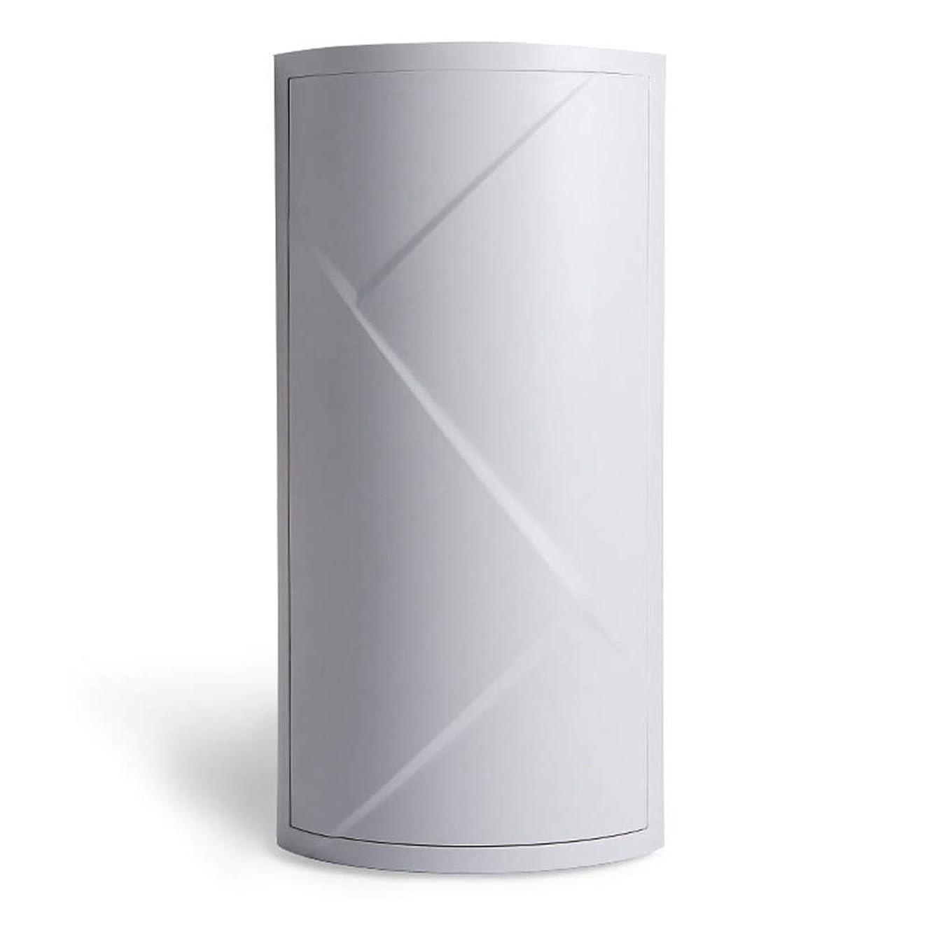 排気命令予想外化粧品収納ボックス 360度回転式 卓上収納 メイクボックス 3段式 北欧 機能的 洗面台 浴室 水切り 化粧品入れ 鏡台 スキンケア用品 防塵 家庭用 整理簡単 収納抜群 キチン収納 多容量 オシャレ