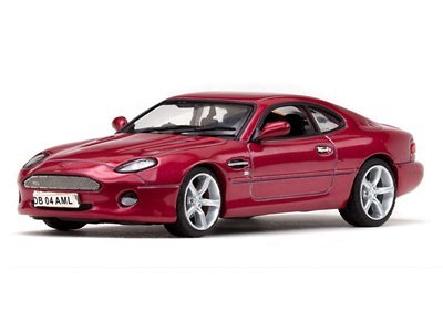 Aston Martin DB7 GT Torro Red 1/43 Limited Edition 1 of 768 Produced Worldwide.Comes with Numbered Certificate of Authenticity by Vitesse 20676