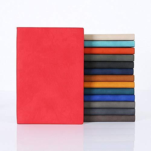 Schreibwaren-Notizblock, A5, Leder, kreatives Retro-Notizbuch, Bürobedarf, Tagebuch,...