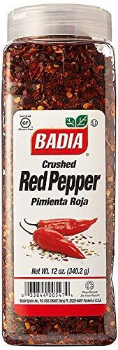 Badia Pimienta Roja Triturada (Pimienta Roja) - 340.2g (12 oz)