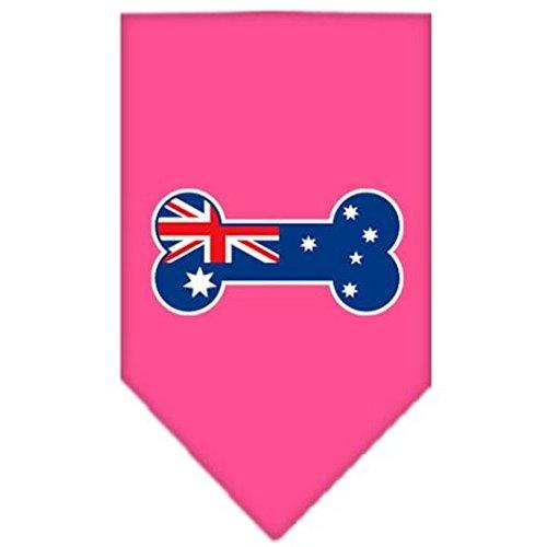 Mirage Bone Vlag Australische Screen Print Hond Bandana
