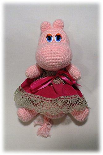 Moomintroll (Girl) - Stuffed