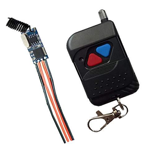 B Blesiya Relais Récepteur de Lampe LED d'alimentation de Télécommande - #2