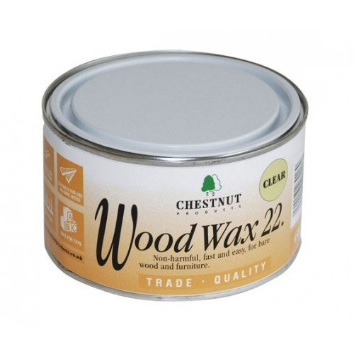Chestnut Woodwax 22 Medium BROWN 450 ml