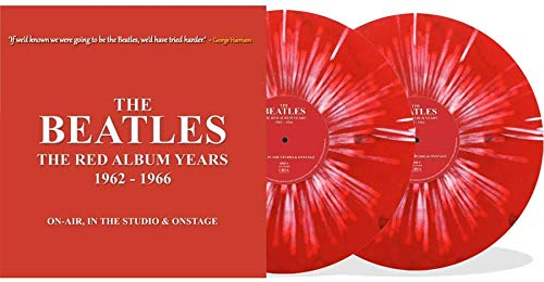 The Red Album Years 1962-1966 (10  Vinyl Red)