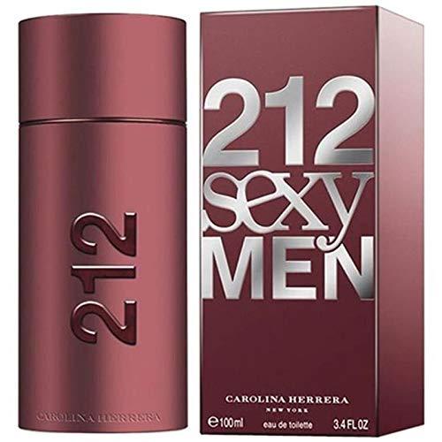 PERFUME 212 SEXY MEN 100ML CAROLINA HERRERA