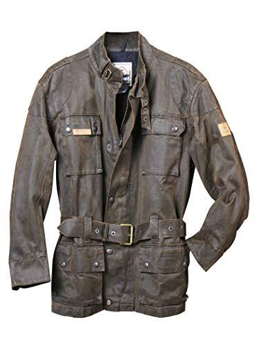 SCIPPIS Australian Adventure Wear Bowen Jacket, S, Brown
