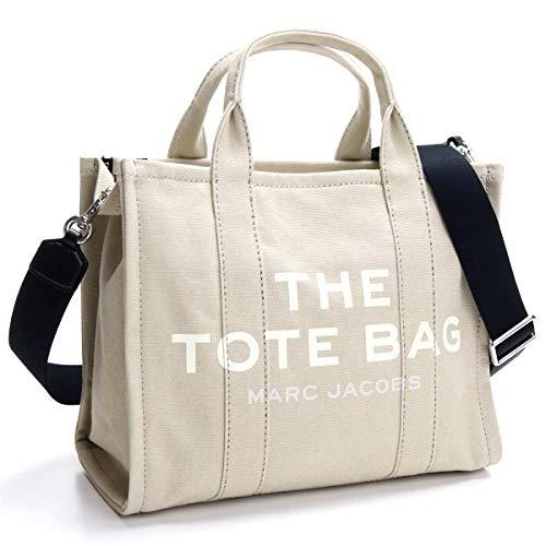 マーク ジェイコブス MARC JACOBS The Tote Bag スモール トラベラートート トートバッグ M0016161 260 BEIGE ベージュ系 【FITHOUSE】 [並行輸入品]