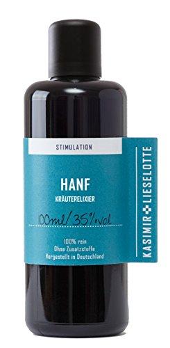 Potente Hanf-Tinktur (Cannabis Tinktur) 100 ml aus Brandenburg in Handarbeit hergestellt