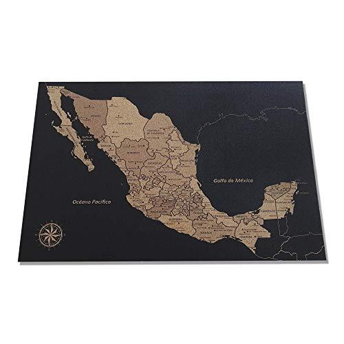 mapa gigante fabricante Alcornoque Store