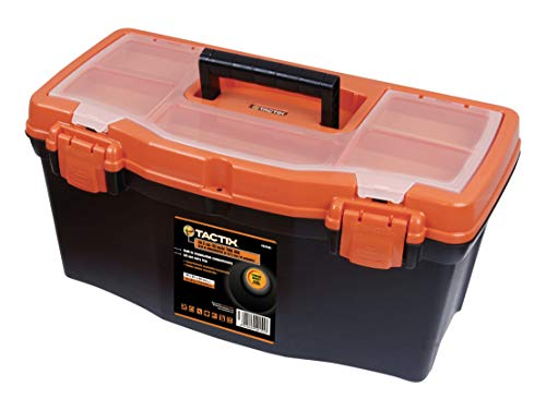 Tactix 320101 Plastic Storage Box