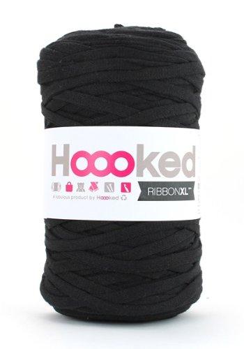 Hoooked Ribbon - Filato XL Nero
