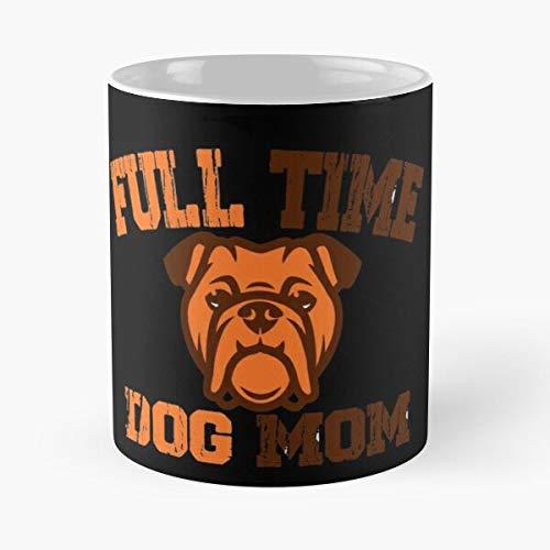 Mommy Dogs Tucker Full Parents National Day Lover Dog Time Everything Make Cote Better Club Eat Food Bite John Best Taza de café de cerámica de 315 ml