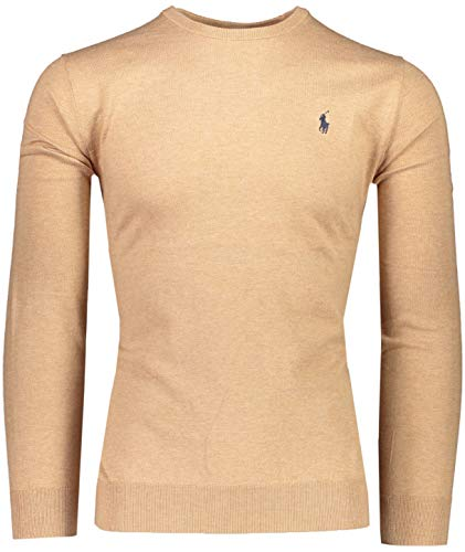 Polo Ralph Lauren Pullover Beige - Slim Fit - 710-744679 (S)