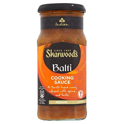 Sharwood der Cooking Sauce - Balti (420g) - Packung mit 6