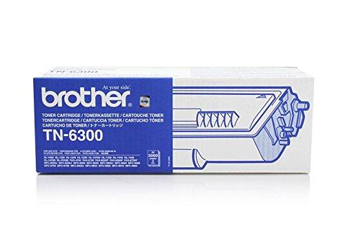 Original Brother TN-6300 Toner Black für Brother HL-1250