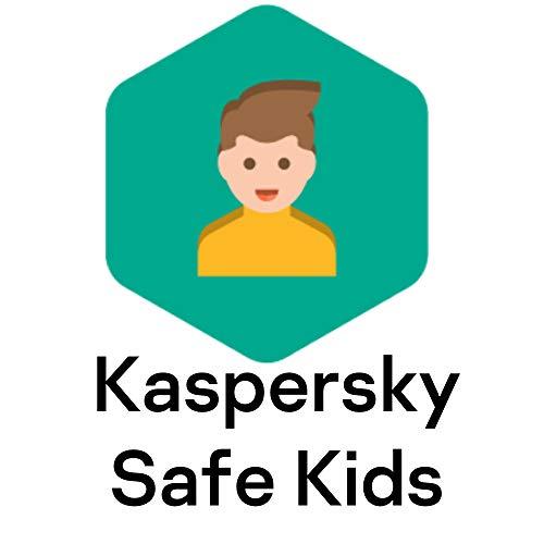 Kaspersky Safe Kids | 1 Benutzerkonto | Jährliches Abo | PC/Mac/Android/iOS | Aktivierungscode per Email