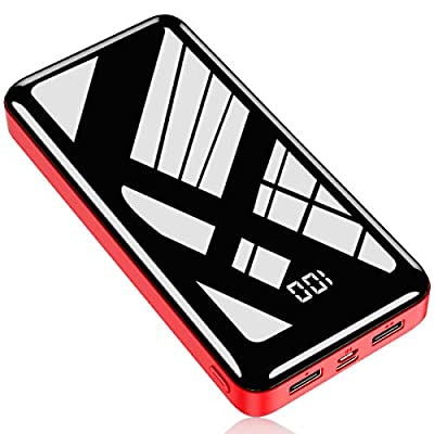 Bextoo Portable Charger 30000mAh, Power Bank Ultra-High Capacity LED Display...