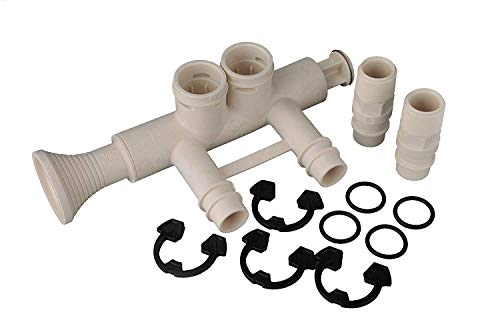 Water Softener 1' Replacement Bypass Valve Assembly Kit - Part # 7345396