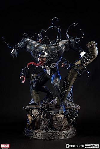Prime 1 Studio Sideshow Marvel Comics Venom Dark Origin Venom Statue image