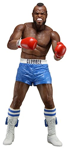 NECA 40th Anniversary Series 1 Clubber Action Figure (7