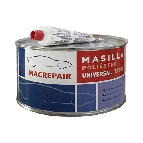 Masilla Poliéster Universal MacRepair 2 Kg 🔥