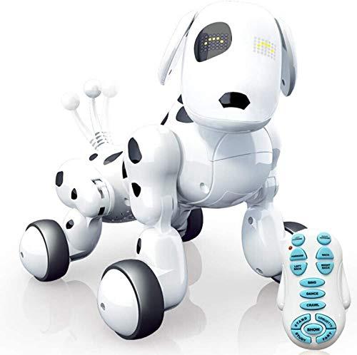 gao Juguete para Niños Bailando Robot Inteligente Perro Parlante Educativo Electrónico Mascota 2 4g Control Remoto Inalámbrico Divertido Regalo De Cumpleaños Inteligente