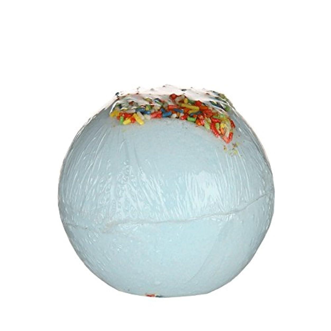 クロスブルーベルユーモアTreets Bath Ball Disco Bath 170g (Pack of 2) - Treetsバスボールディスコバス170グラム (x2) [並行輸入品]