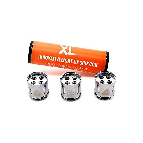 iJoy Limitless XL-C4 Light Up Chip Coil (3er Pack)