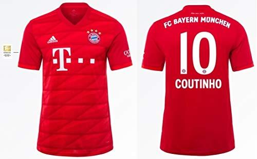 FCB shirt kinderen 2019-2020 Home BL - Coutinho 10