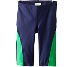 Speedo Big Boys PowerFLEX Eco Taper Splice Jammer Swimsuit 8051645