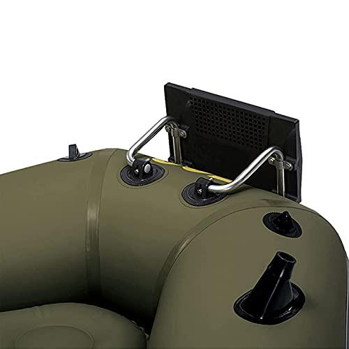 Raqueta de Montaje del Motor de Kayak, Soporte de Motor de Kayak de Pesca, Montaje de bisagra del Soporte Externo, trolling eléctrico Stent de Montaje de Montaje de