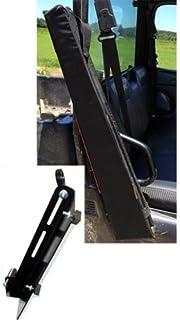 Scabbard Gun Rack for UTV/ATV/Golf Carts