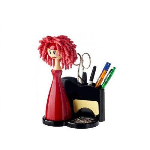 Vigar plumeau Office, rood/zwart
