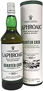 Laphroaig Quarter Cask Single Malt Scotch Whiskey 48% 1l Flasche