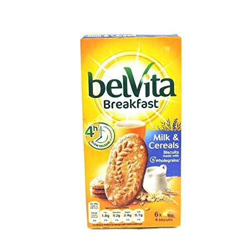 Belvita Milk & Breakfast Cereal Keks 300g