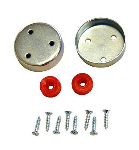 j/fit Replacement Brackets & Hardware, Silver