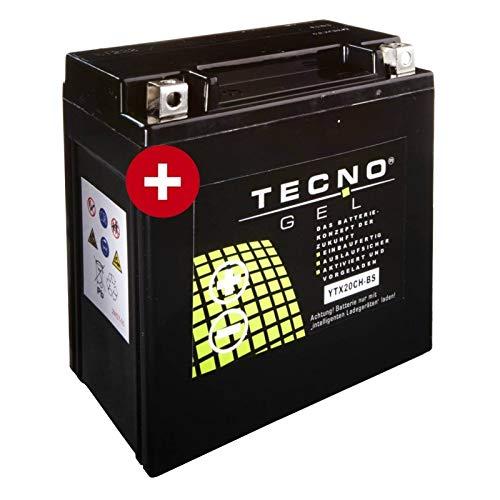Preisvergleich Produktbild Tecno YTX20CH-BS Gel Batterie VZ 1600 M1600 Marauder 2004-2005