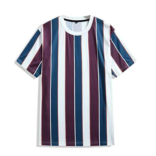 SSBZYES Camiseta para Hombre Camiseta De Verano De Manga Corta para Hombre Camiseta De Cuello Redondo para Hombre Camiseta De Calavera para Hombre Camiseta Básica Camiseta De Gran Tamaño