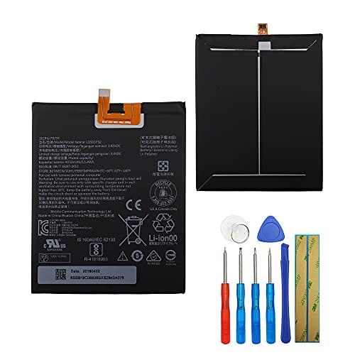 E-yiiviil Batteria di ricambio L16D1P32, compatibile con Lenovo PB2-670N, PB2-690N, Phab2, Phab2 Pro con strumenti