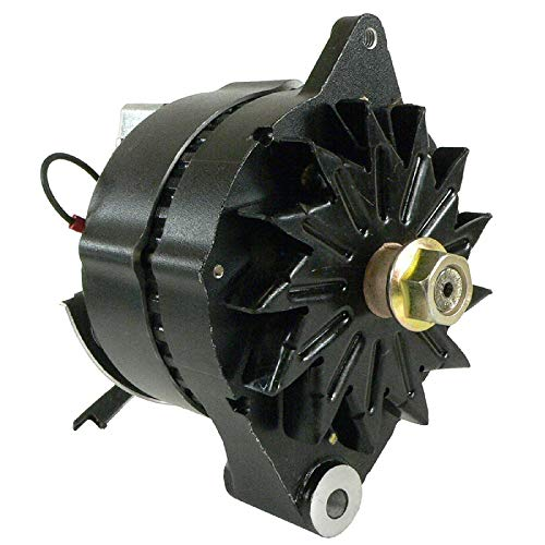 DB Electrical AMO0016 New Alternator For Ope, Massey Ferguson Loader 711/B 811, Onan Def Deg Deh Dya Dyc, Starrett 121D Sd60D, Teledyne-Wisconsin Engine 79-On 7356 110408 7383 10-112 10-214 RA12N451D