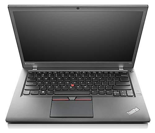 Lenovo ThinkPad T450S - Ordenador portátil de 14 pulgadas (Intel Core i5-5300U, 2.3 Ghz, 8 GB RAM, Disco SSD de 180GB, Sin lector, Webcam, Windows 10 Profesional) (Reacondicionado)
