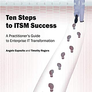 Ten Steps to ITSM Success audiobook cover art