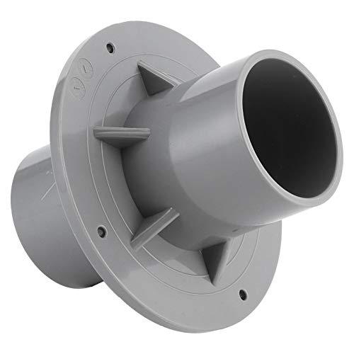 SONK Junta de reparación de tuberías de Piscina, Mano de Obra Fina Accesorios para Piscinas Resistentes al Desgaste Conector de plomería para plomería Comercial para Piscinas de(1.5 Inch)