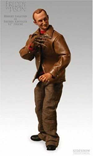entrega de rayos Sideshow Collectibles Collectibles Collectibles Frojody VS. Jason 12 Inch Action Figure Frojody Krueger Robert Englund by Sideshow  auténtico