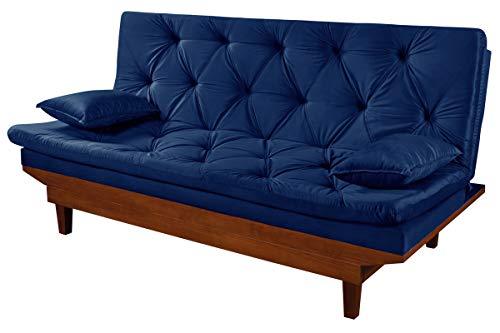 Sofa Cama (Azul Marinho)