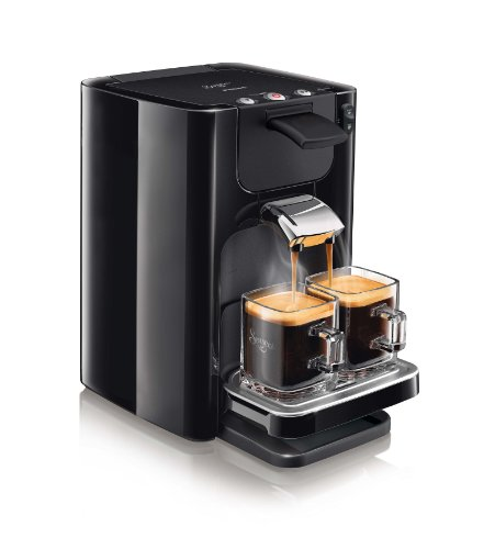 Senseo Quadrante HD7866/61 - Cafetera (Independiente, Máqui