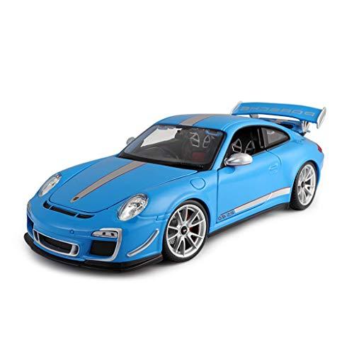 34-1 39 Rosso Welly Porsche Carrera RS 2.7 Model Car Auto Con licenza Prodotto 1